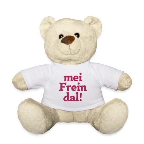 mein Freindal (hochdeutsch: mein Freund[chen]) - Teddy