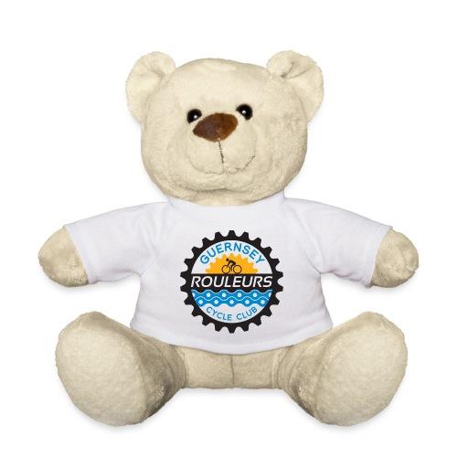 Guernsey Rouleurs Logo - Teddy Bear