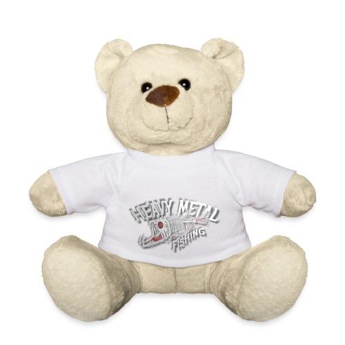 heavy metal fishing white - Teddy
