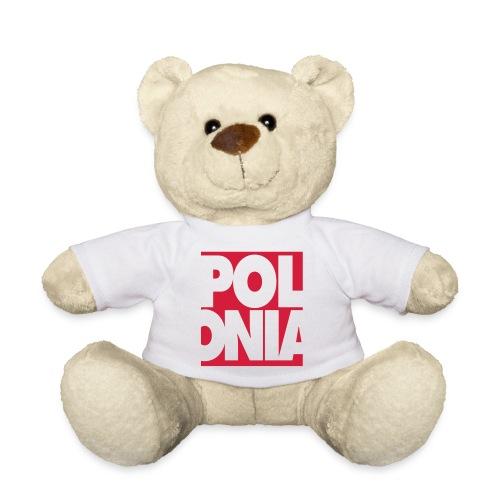 Polonia Schriftzug - Teddy