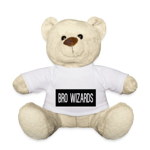 Browizardshoodie - Teddy Bear