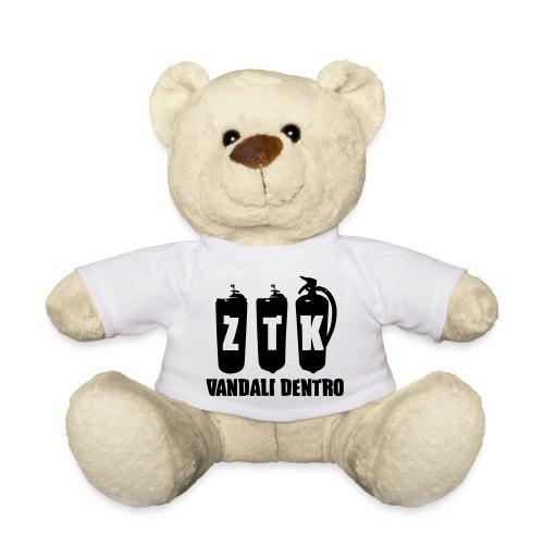 ZTK Vandali Dentro Morphing 1 - Teddy Bear