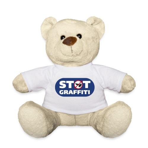 Støt Graffiti - Teddybjørn