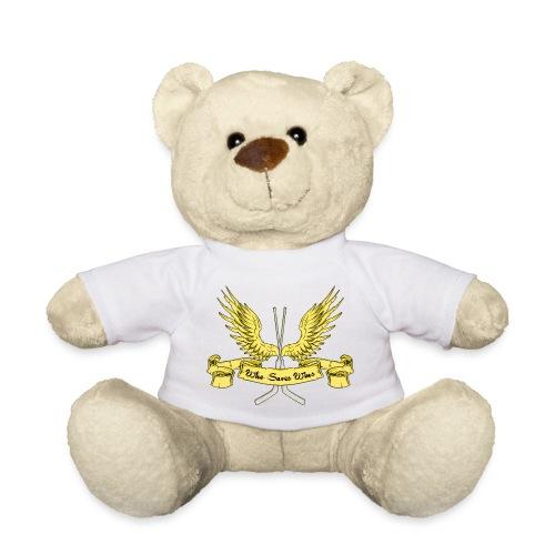 Who Saves Wins, Hockey Goalie - Teddy Bear