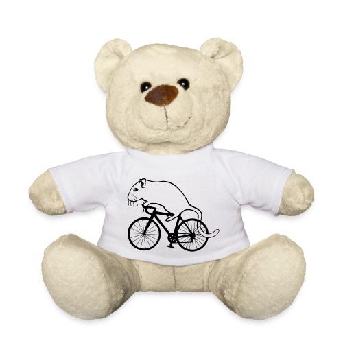 Rennmaus auf Rennrad - Teddy
