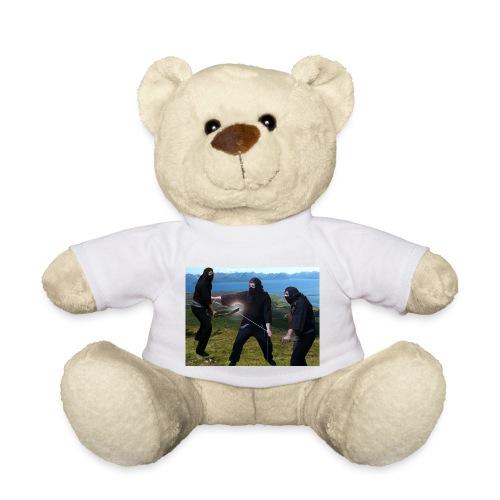 Chasvag ninja - Teddybjørn