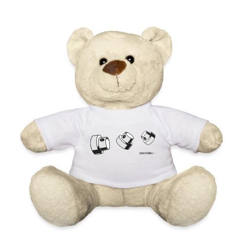 Fat Caps flow - 2wear Classics - Teddybjørn