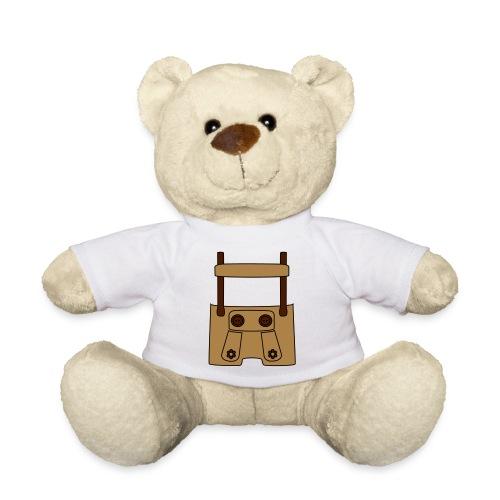 Meine erste Lederhose (vorne) - Teddy
