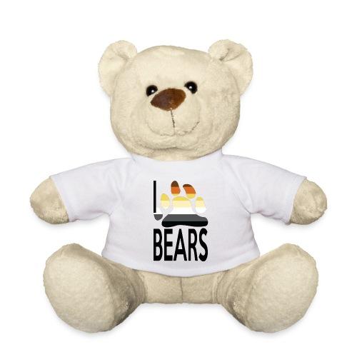 I love bears - Nounours