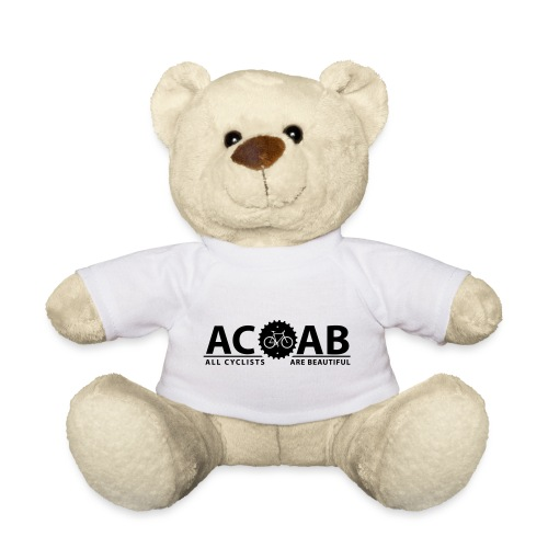 ACAB All Cyclists Are Beautiful T-Shirts - Teddy
