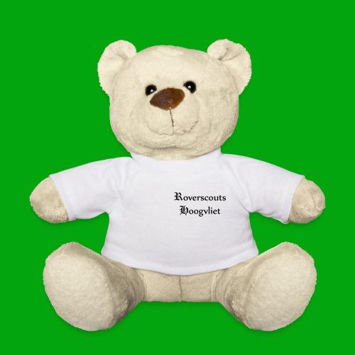 Rover logo en Tekst, Je kan zelf naam toevoegen - Teddy