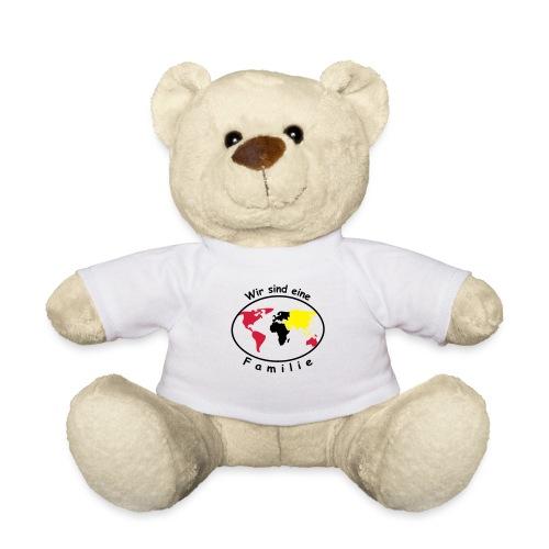 TIAN GREEN - Wir sind eine Familie - Teddy