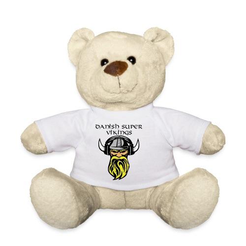 Slogan.png Sportsbeklædning - Teddybjørn