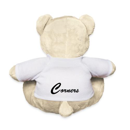 Corners Logo - Teddybjørn