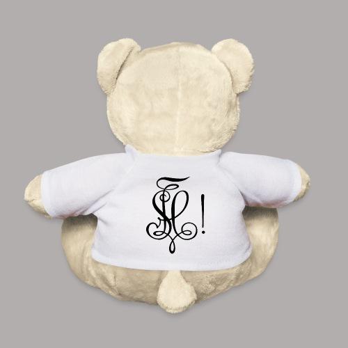 Zirkel, schwarz (hinten) - Teddy