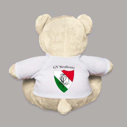 Wappen Struthonia beschriftet - Teddy