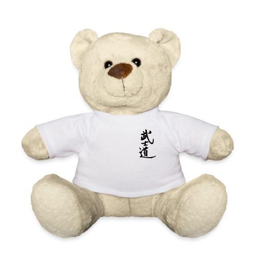 Bushido-Schriftzug freige - Teddy