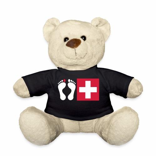 Barfussschweiz - Swiss-Collection - Teddy