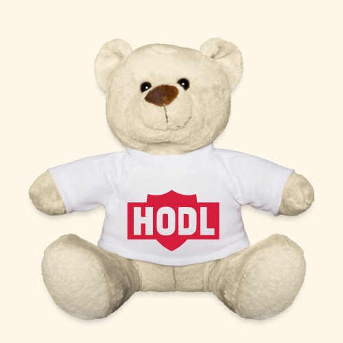 HODL TO THE MOON - Nalle