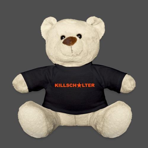 Napis KILLSCHALTER - Miś w koszulce