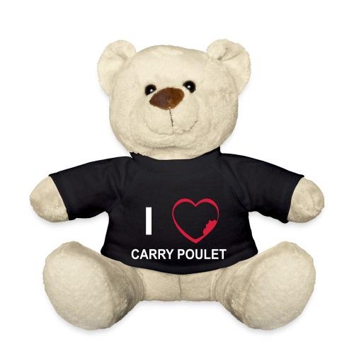 i love CARRY POULET - Nounours