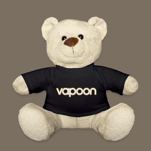 Vapoon Logo simpel 2 Farb - Teddy