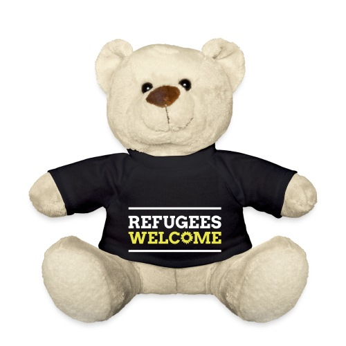 Refugees Welcome II - Teddy