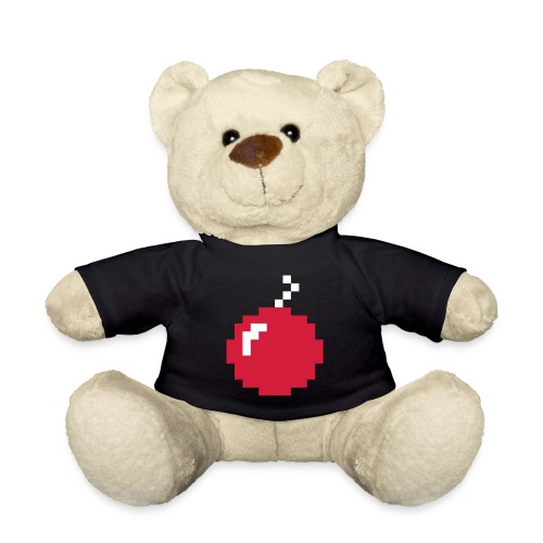 Retro Gaming Bomb - Teddy Bear