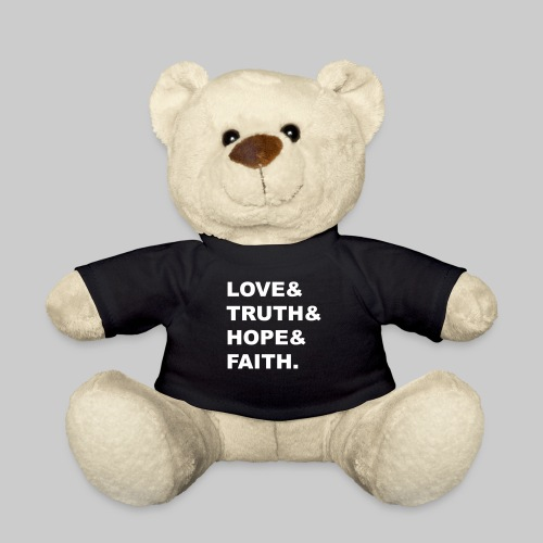 Love & - Teddy Bear