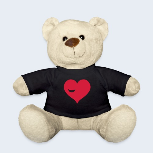 Winky Heart - Teddy