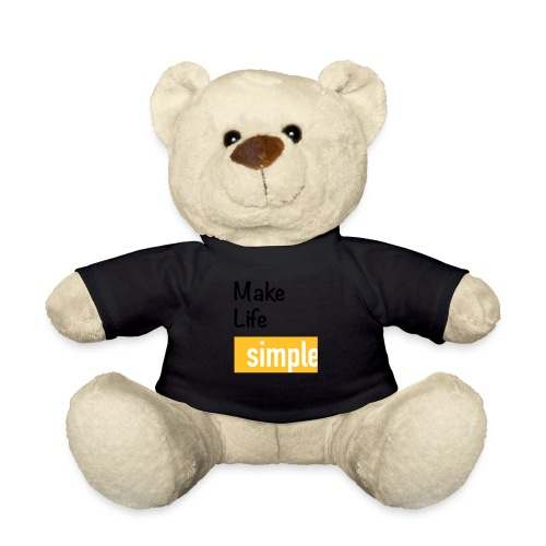 Make Life Simple - Nounours