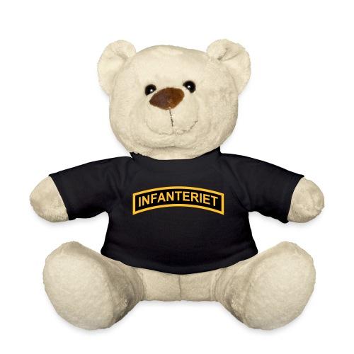 INFANTERIET 2-färg båge - Nallebjörn