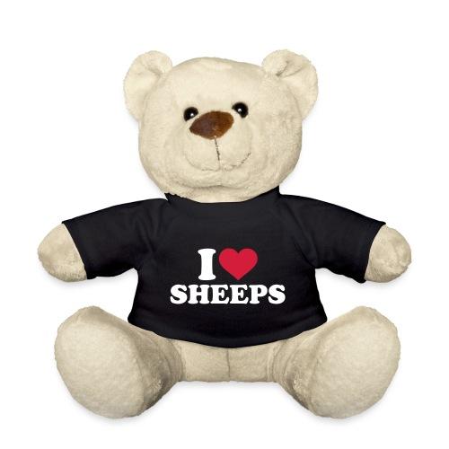 i-love-sheeps-texte - Nounours