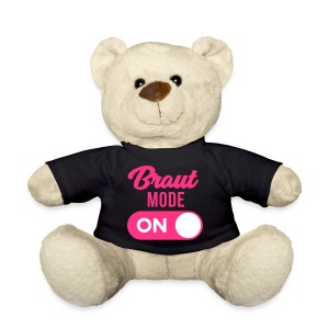 Braut Mode on - JGA T-Shirt - JGA Shirt - Party - Teddy