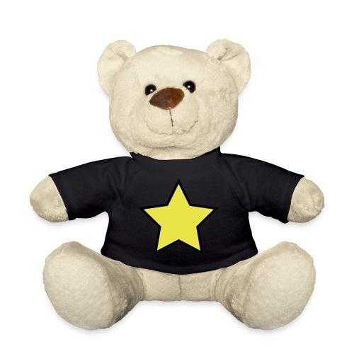 Star - Stjerne - Teddy Bear