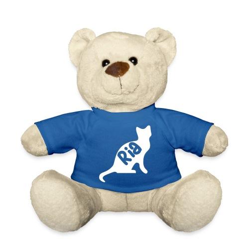 Team Ria Cat - Teddy Bear