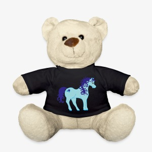 Einhorn ohne Horn ;) - Teddy
