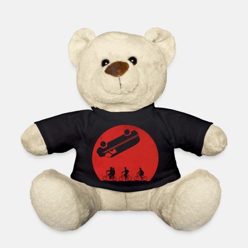 Stranger Things Eleven 80's Design - Teddy Bear