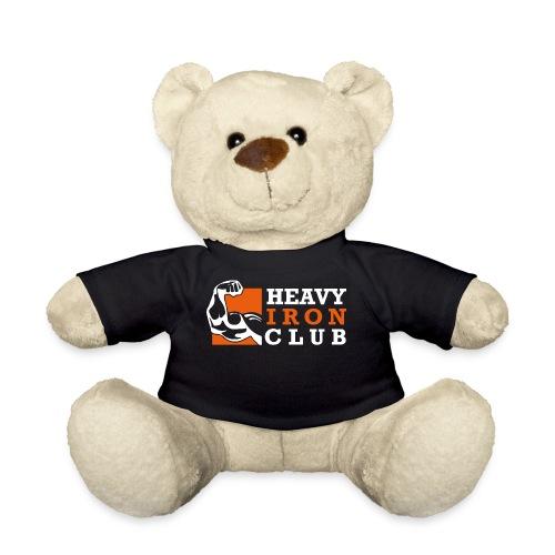 HIC Logo fuer dunklen Untergrund - Teddy