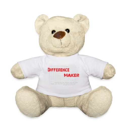 Difference Maker hell - Teddy