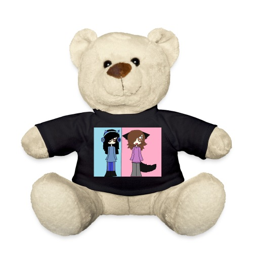 me and ash - Teddy Bear