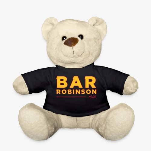 Logo Bar Robinson - Teddy Bear