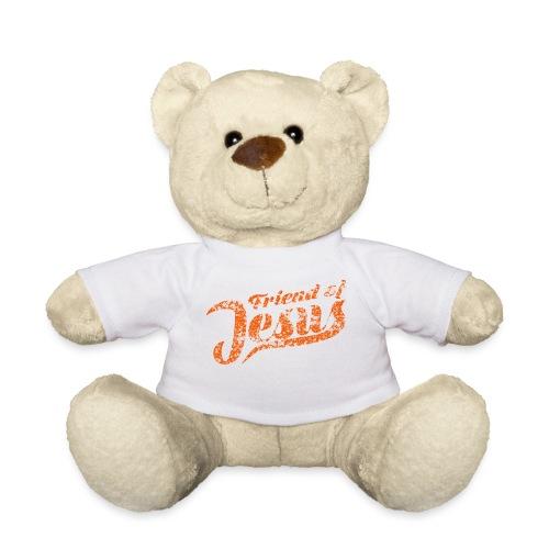 Friend of Jesus orange - Teddy