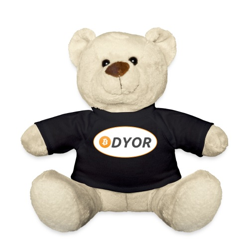 DYOR - option 2 - Teddy Bear