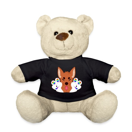 Magic's Gay Peace Fingers - Teddy Bear