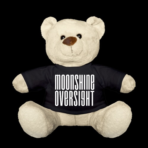Moonshine Oversight blanc - Nounours