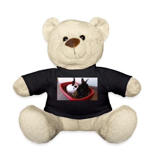 Warme Sachen mit dem Hasenlogo - Teddy
