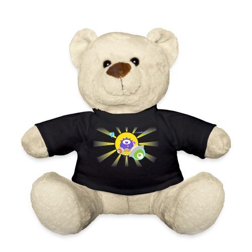 SmashET game intro design - Teddy Bear