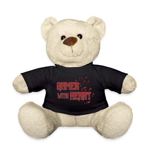 Gamer with heart - Teddy Bear