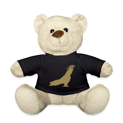 Papagei Gold - Teddy